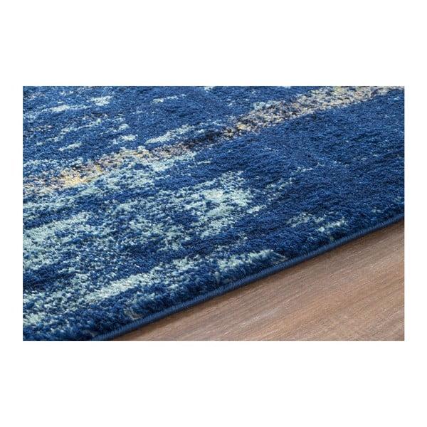 Dywan nuLOOM Ocean Blue, 152x228 cm