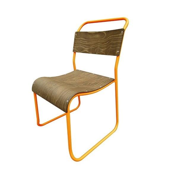 Krzesło Chelsea Orange