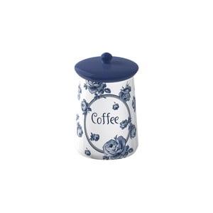 Pojemnik ceramiczny na kawę Creative Tops Vintage Indigo, Ø 9 cm