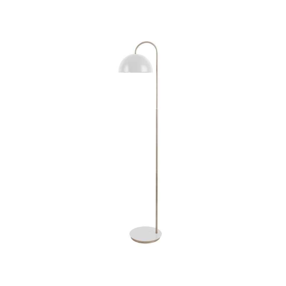 Lampa stojąca w kolorze matowej bieli Leitmotiv Decova