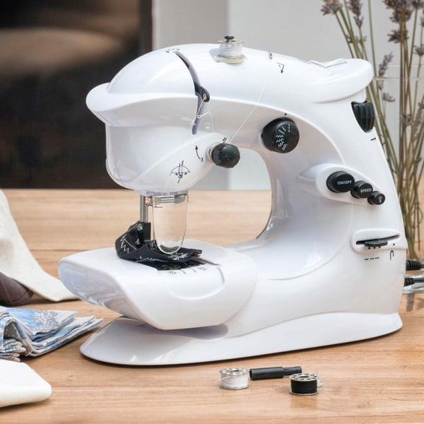 Biały maszyna do szycia InnovaGoods Sewing Machine