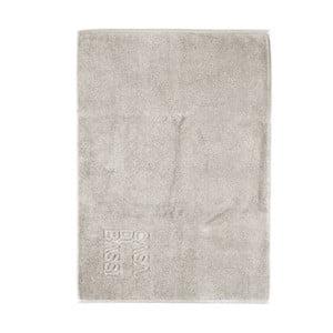 Jasnoszary dywanik łazienkowy z bawełny Casa Di Bassi Basic, 50x70 cm