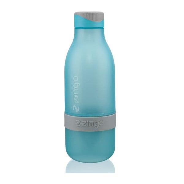 Butelka na wodę z cytryną Zingo Blue