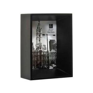 Ramka Broad Black, 13,5x7x18 cm