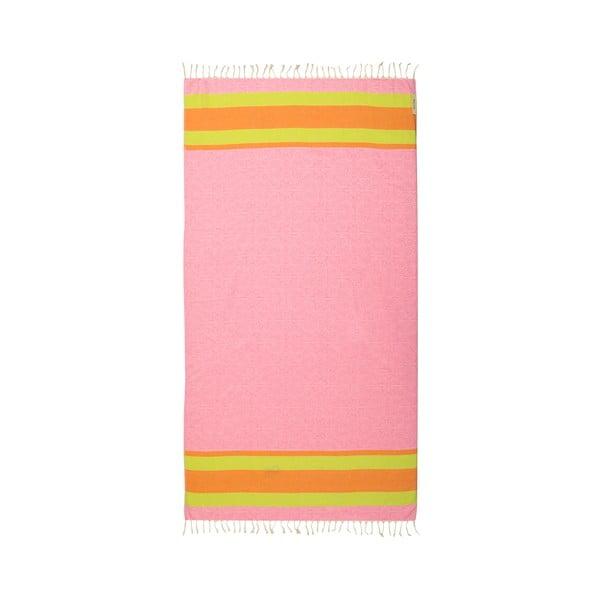 Ręcznik hammam Coast Lilac, 105x175 cm