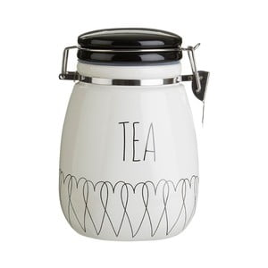 Pojemnik na herbatę Premier Housewares Heartlines, 850 ml
