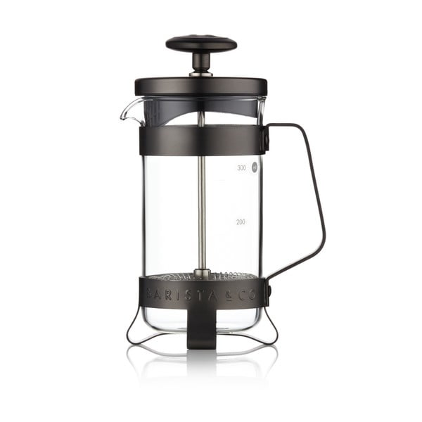 French press Barista 350 ml, czarny