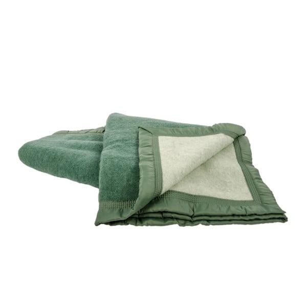 Koc Wool 500 Vert, 180x220 cm