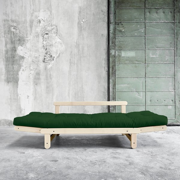 Sofa rozkładana Karup Beat Natural/Botella