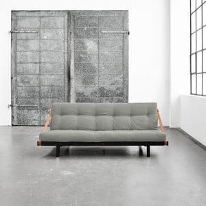 Wielofunkcyjna sofa Karup Jump Black/Gris