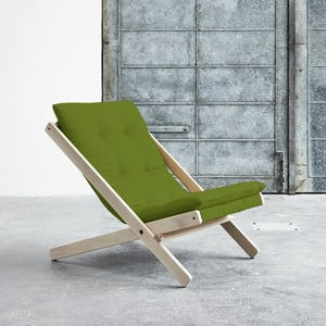 Fotel składany Karup Boogie Raw/Lime