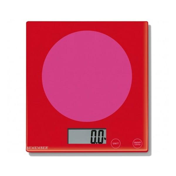 Waga kuchenna Remember Pink Meets Red