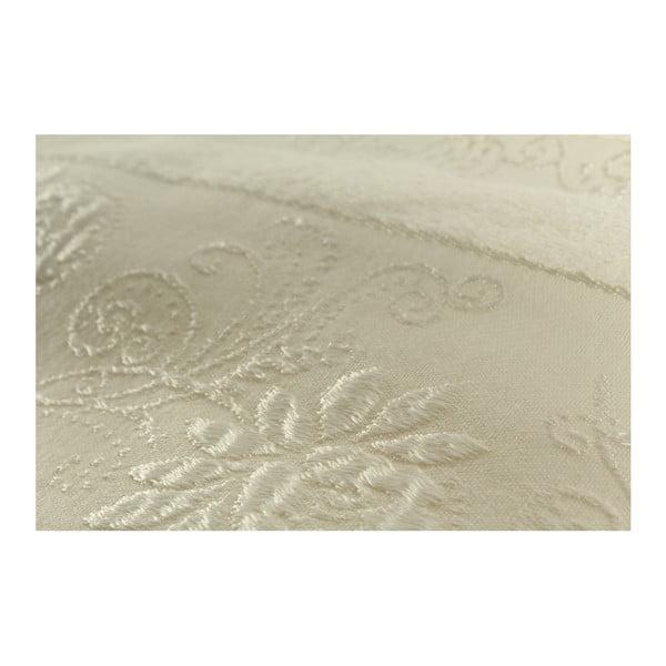 Zestaw 2 ręczników Selen Cream, 70x140 cm