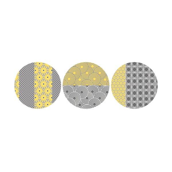 Naklejka Ambiance Ornamental Circles