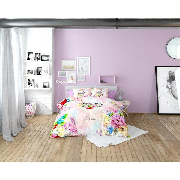 Pościel bawełniana Dreamhouse So Cute Isa, 240x220cm