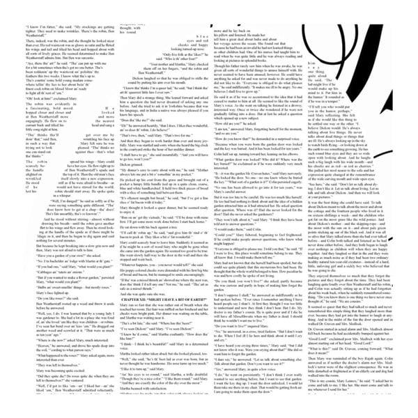 """Plakat """"Tajemniczy ogród"""", 70x100 cm"""
