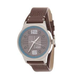 Skórzany zegarek męski Axcent X26001-666
