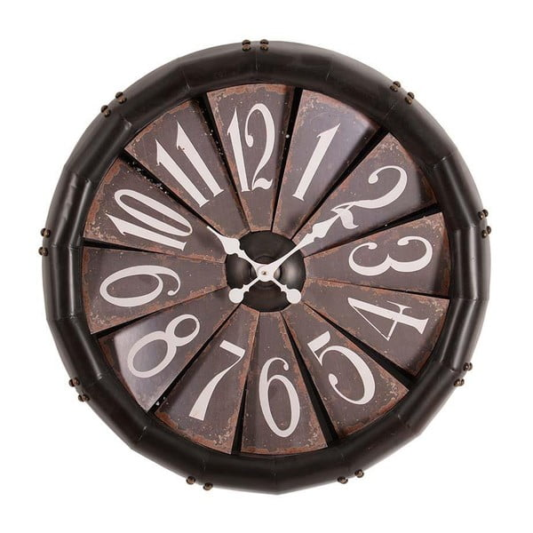 Zegar Brown Clock, 79 cm