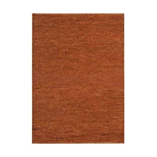 Jutowy dywan Soumak Terra, 66x200 cm