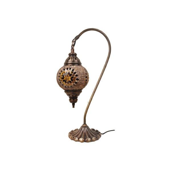 Lampka szklana Fishing I, 15 cm