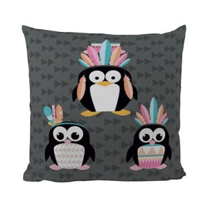 Poduszka Butter Kings Indian Penguins