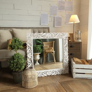 Lustro Ravenna Antique White
