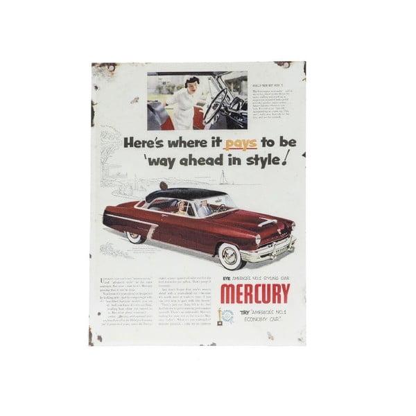 Tabliczka Novita Economy Car