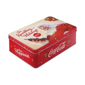 Blaszany pojemnik Coca Cola Christmas