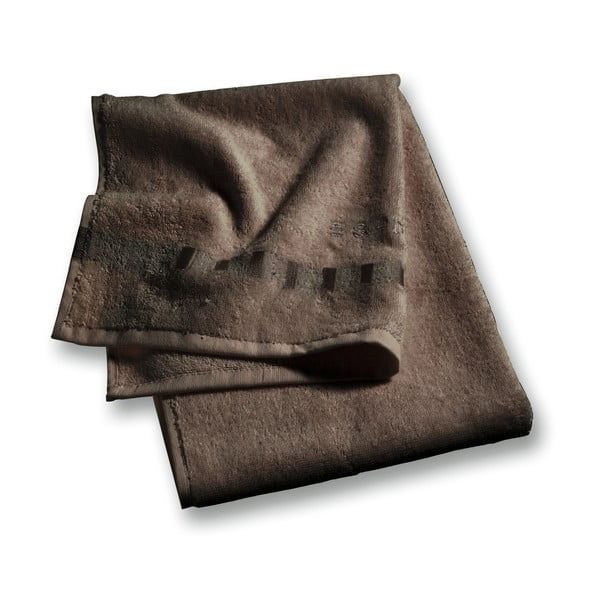 Ręcznik Esprit Solid 70x140 cm, brązowy