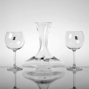 Zestaw do dekantacji wina Ptaki