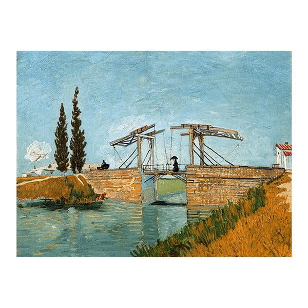Obraz Vincenta van Gogha - Foundation Arles, 60x45 cm