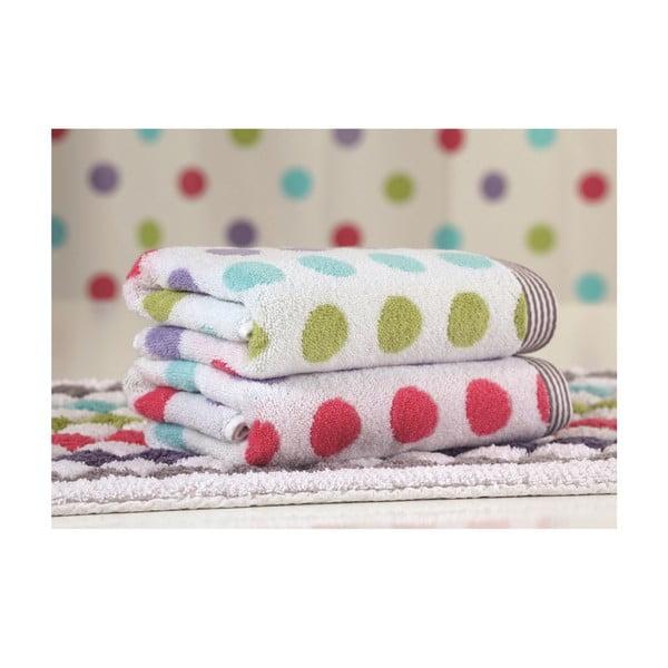 Ręcznik Sorema Dot, 50x100 cm