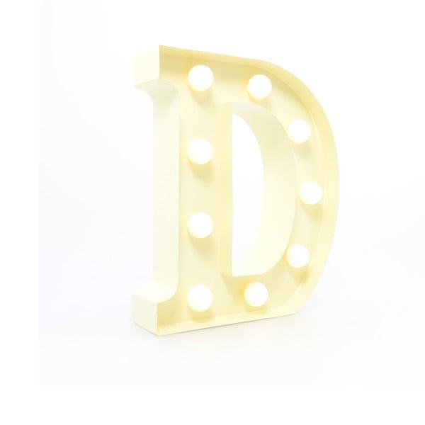 Światło dekoracyjne Carnival D, waniliowe