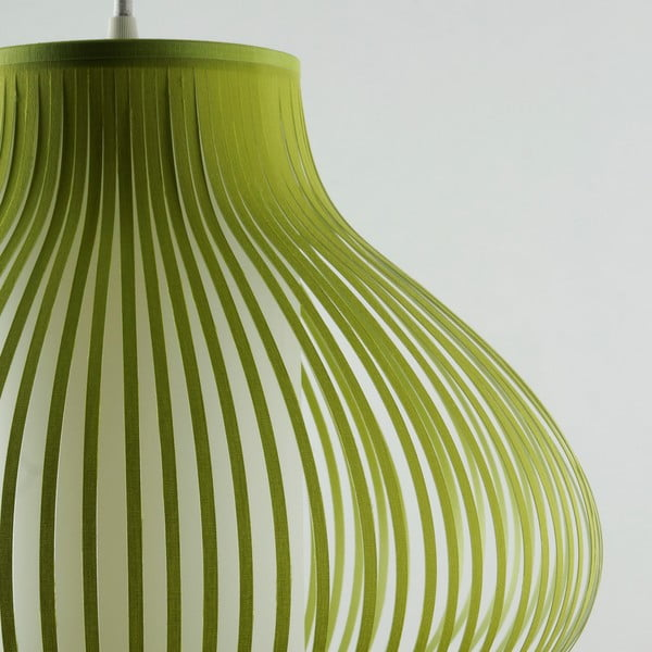 Lampa HANE, green/light green