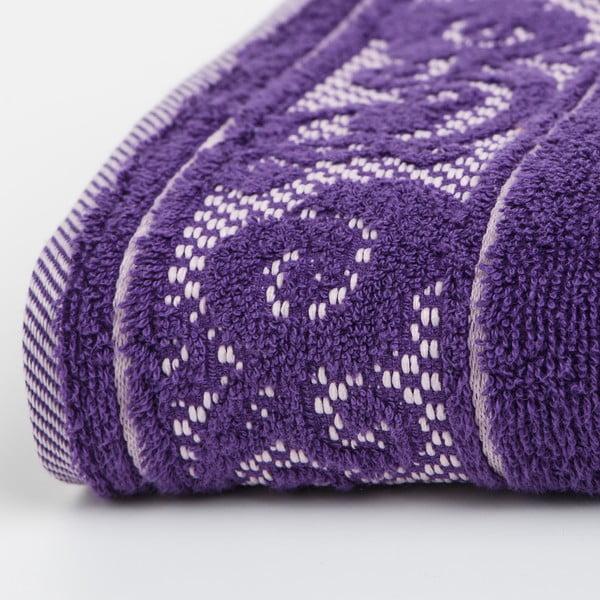 Ręcznik Inspiro Purple, 70x140 cm