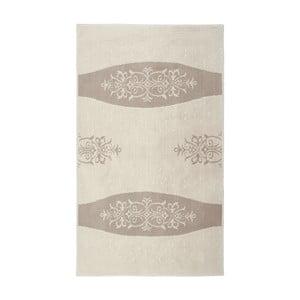 Kremowy dywan bawełniany Floorist Decor, 120x180cm