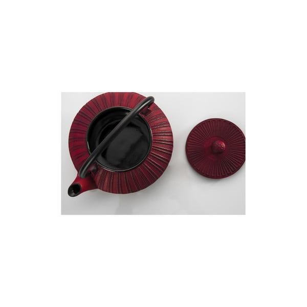 Czajnik żeliwny Bona Red, 850 ml