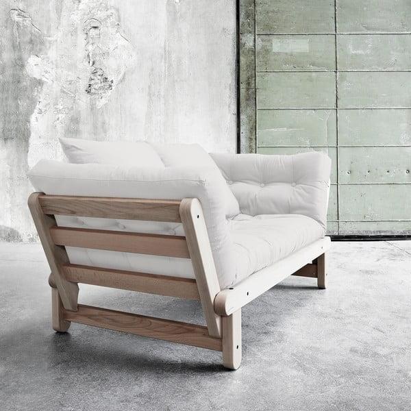 Sofa rozkładana Beat Beech/Vision