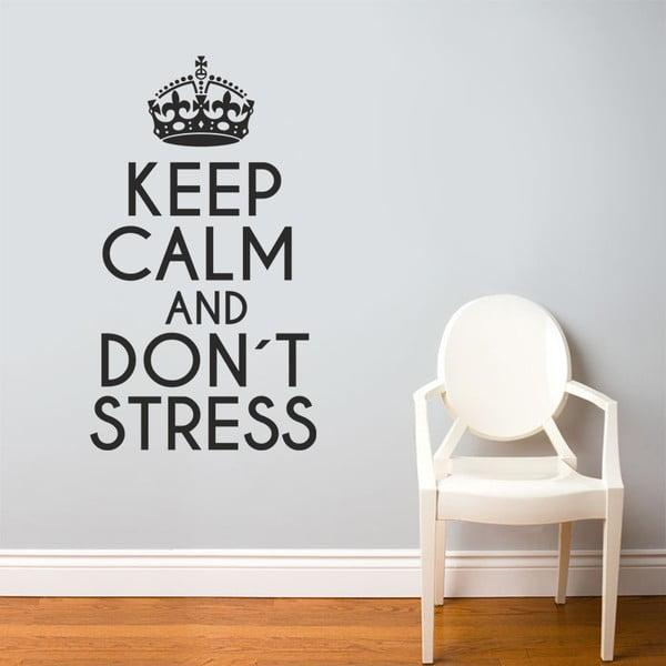 Naklejka Keep Calm, 90x60 cm