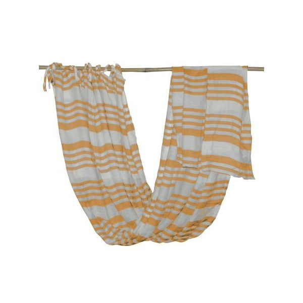 Zasłona Curtain Golden Yellow 130 x 170 cm