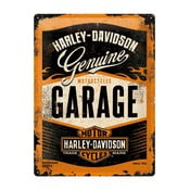 Blaszana tablica Garage, 30x40 cm