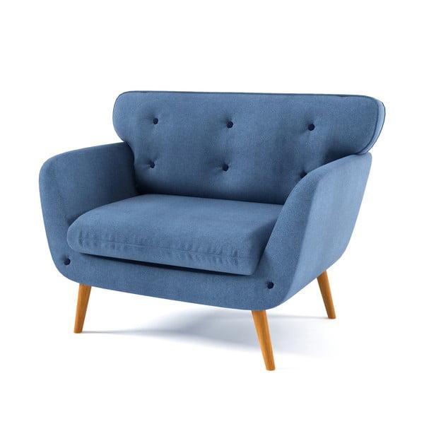 Jasnoniebieski   fotel Wintech Alva Kair