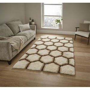 Kremowy dywan Noble House 120x170 cm