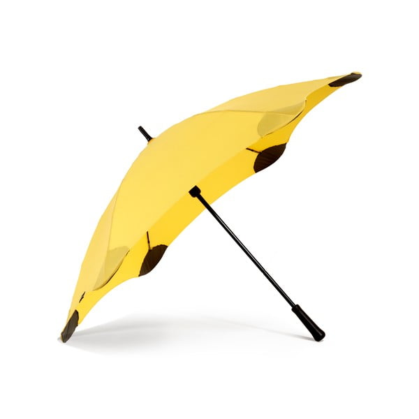Super wytrzymały parasol Blunt Classic 120 cm, żółty