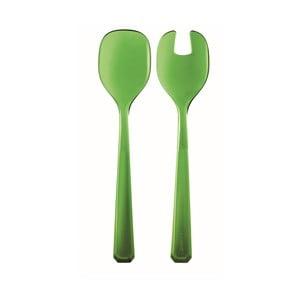 Zielony zestaw sałatkowy Fratelli Guzzini Belle Epoque