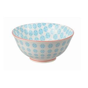 Porcelanowa miska Tayo Orient Blue, 15,5x7 cm