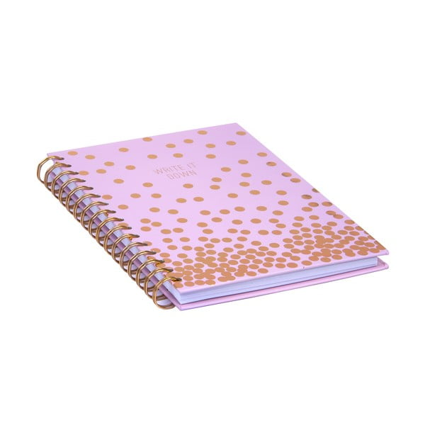 Notes Tri-Coastal Design Write It Down Golden Rain