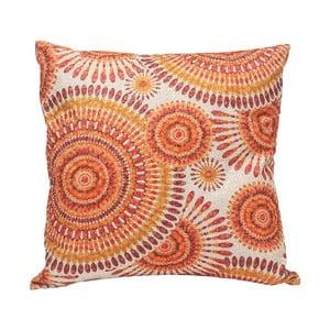 Poduszka Orange Rosette, 45x45 cm