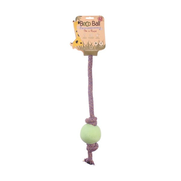 Piłka na linie Beco Rope 45 cm, zielona