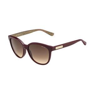 Okulary przeciwsłoneczne Jimmy Choo Lucia Glitter/Brown